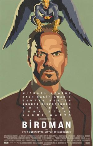 Birdman_Affiche_Michael_Keaton