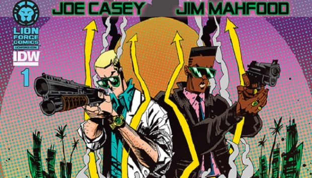 Miami Vice Remix - Jim Mahfood et Joe Casey