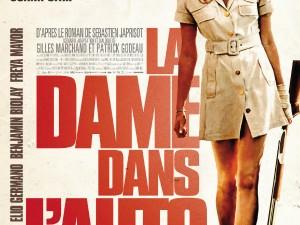 La_Dame_dans_l_auto_avec_des_lunettes_et_un_fusil