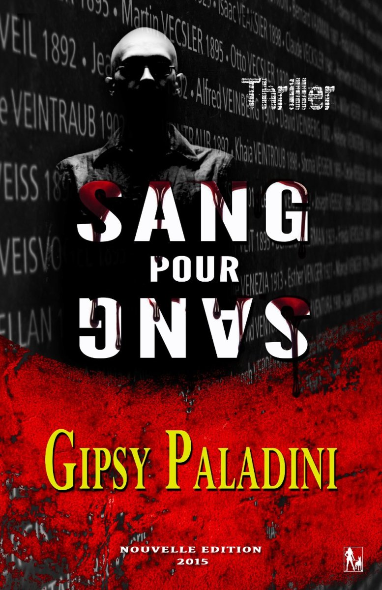 """Sang pour sang"" de Gipsy Paladini - La chronique pur-sang !"
