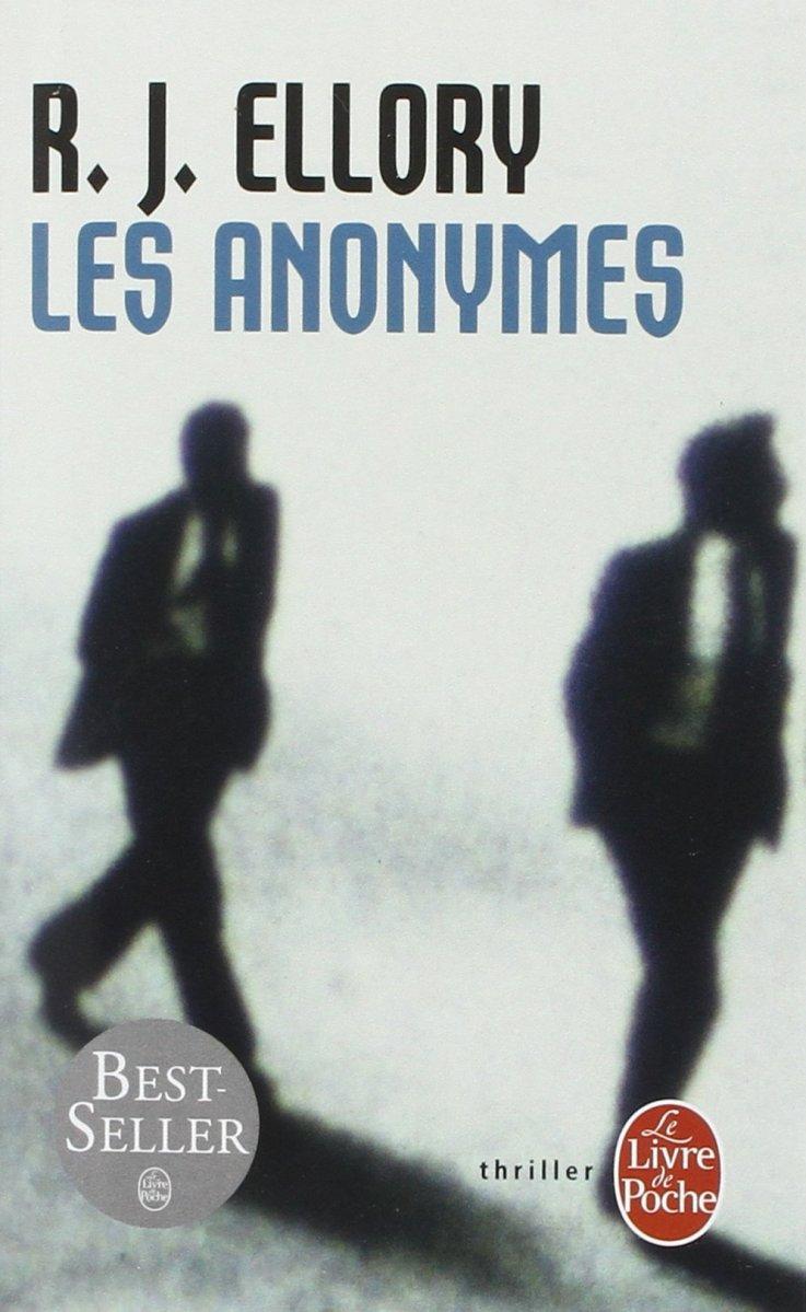 """""""Les Anonymes"""" de R.J. Ellory - La chronique qui ne va pas le rester !"""