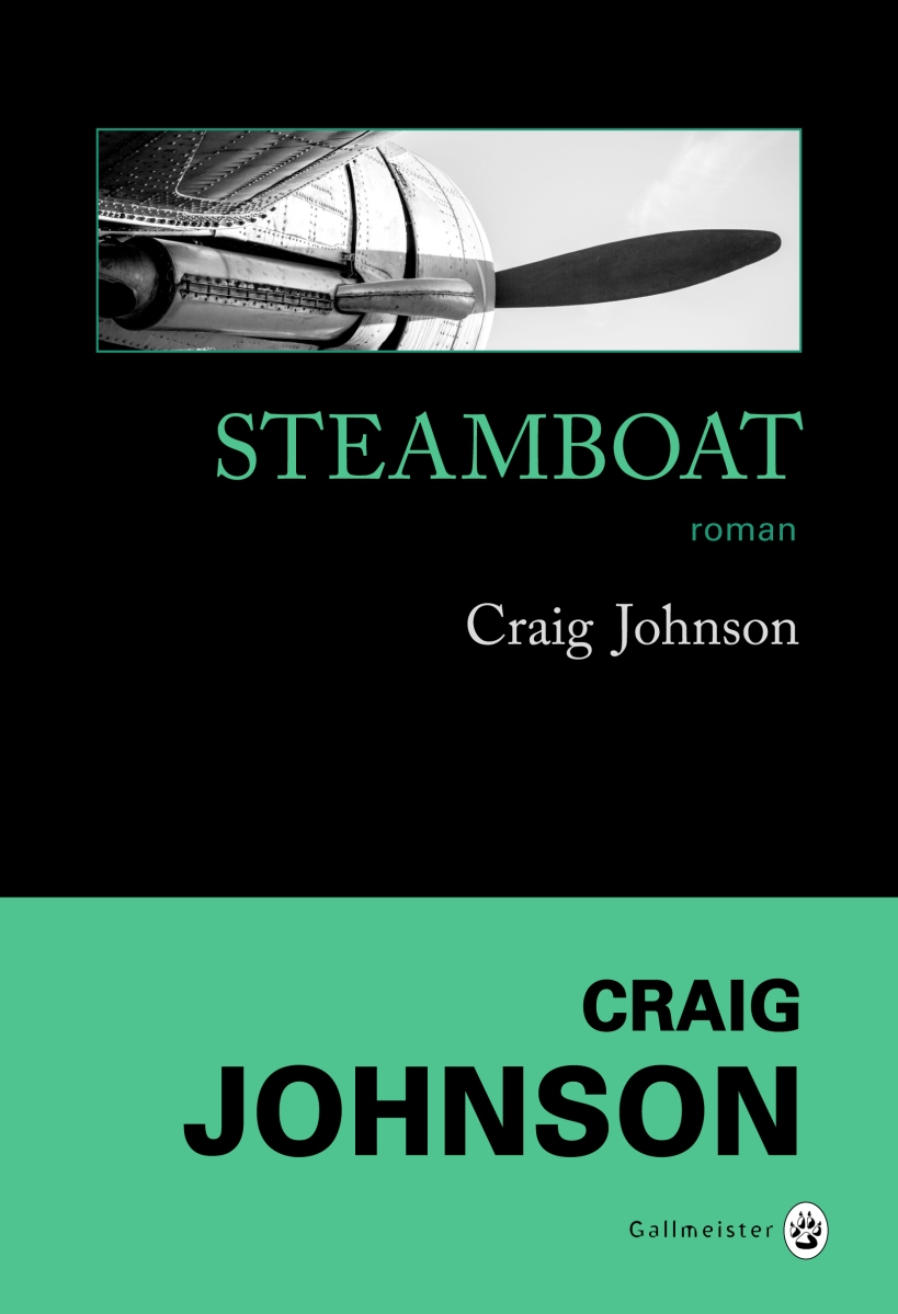 """""""Steamboat"""" de Craig Johnson - la chronique qui vous souhaite un joyeux Noël !"""