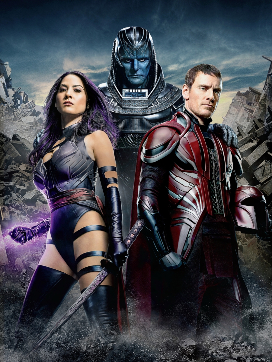 """X-Men Apocalypse"" de Bryan Singer - Apocalypse Now !"