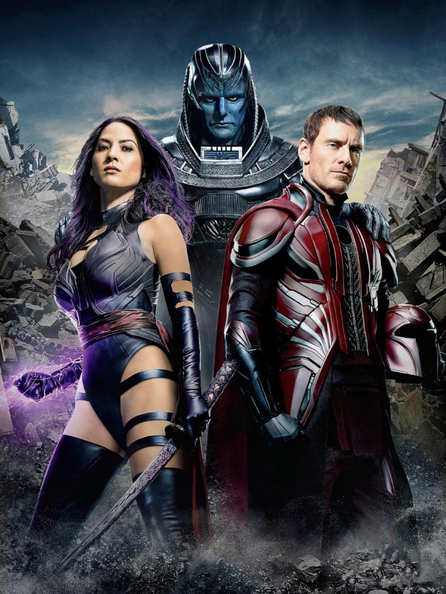 """""""X-Men Apocalypse"""" de Bryan Singer : Les mutants se déchaînent !"""