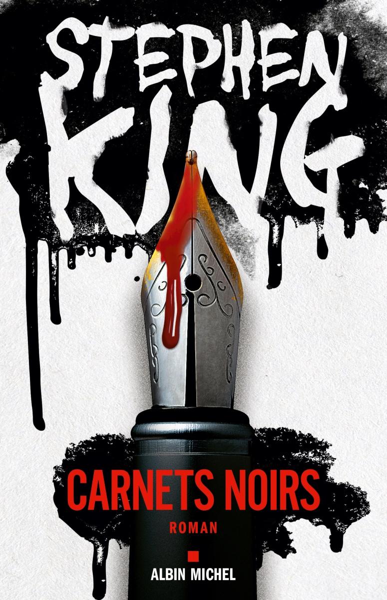 """""""Carnets Noirs"""" de Stephen King - La chronique blanche comme neige !"""