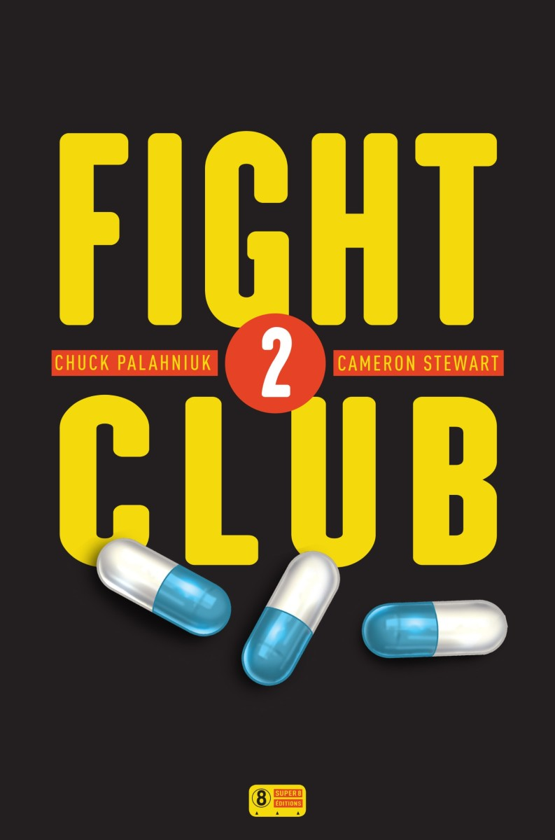 """""""Fight Club 2"""" de Chuck Palahniuk et Cameron Stewart - La chronique dont on ne parle pas ! Ah bah si on va en parler quand même..."""