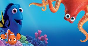 Le Monde de Dory - Studios Pixar
