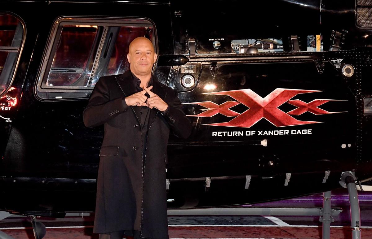"""""""xXx Reactivated"""": Un petit extrait avant la sortie en salles demain !"""