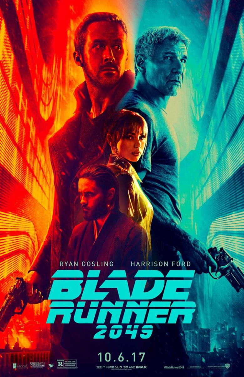"""""""Blade Runner 2049"""" de Denis Villeneuve - La chronique qui rêve de moutons électriques !"""