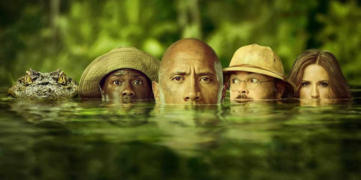 "Box-Office US du 14/01/18 : ""Jumanji"" c'est la jungle s'exclame Spielberg !"