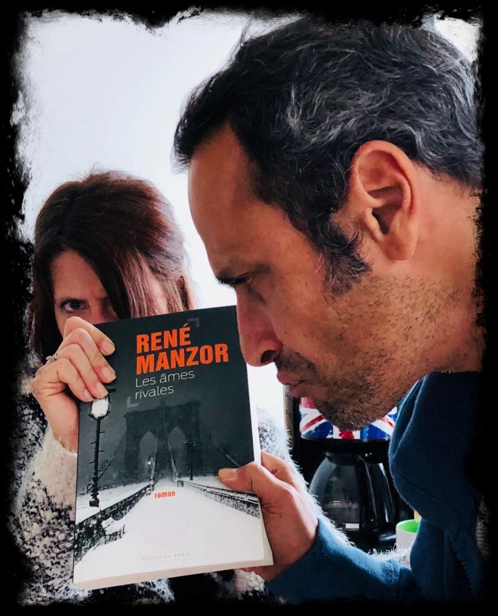 Les Âmes Rivales de René Manzor - La chronique qui a le vague à l'âme ! LC avec Mélie Wolff.