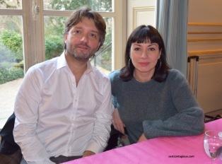 Lire C'est Libre 2018 - Frédéric Aribit - Agnès Michaux - Copyright KoMa