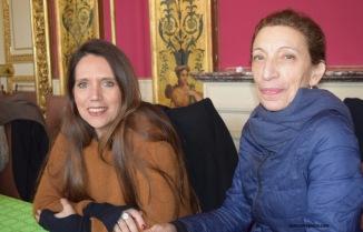 Lire C'est Libre 2018 - Dominique Deghelt - Barbara Constantine - Copyright KoMa