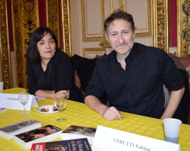 Lire C'est Libre 2018 - Estelle Faye - Fabien Cerutti - Copyright KoMa
