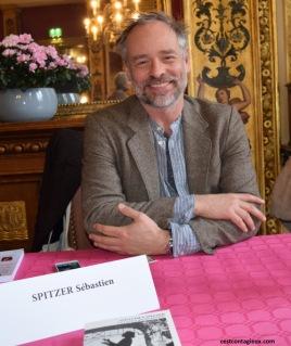 Lire C'est Libre 2018 - Sébastien Spitzer - Copyright KoMa