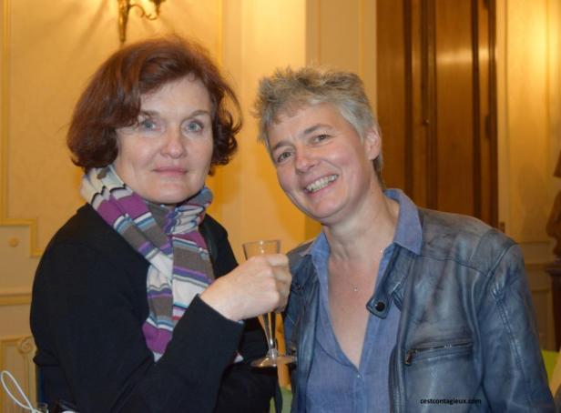 Lire C'est Libre 2018 - Vivianne Perret - Lou Vernet - Copyright KoMa
