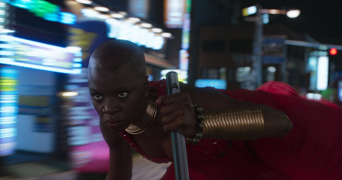 "Box-Office US du 18/03/18 : ""Black Panther"" passe la cinquième quand Lara Croft tombe raide !"