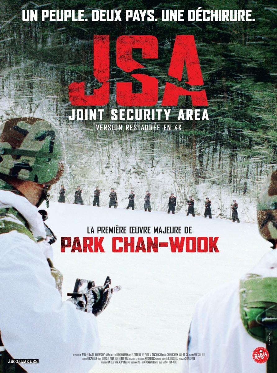 «Joint Security Area» de Park Chan-Wook - La chronique qui réconcilie les frères ennemis !