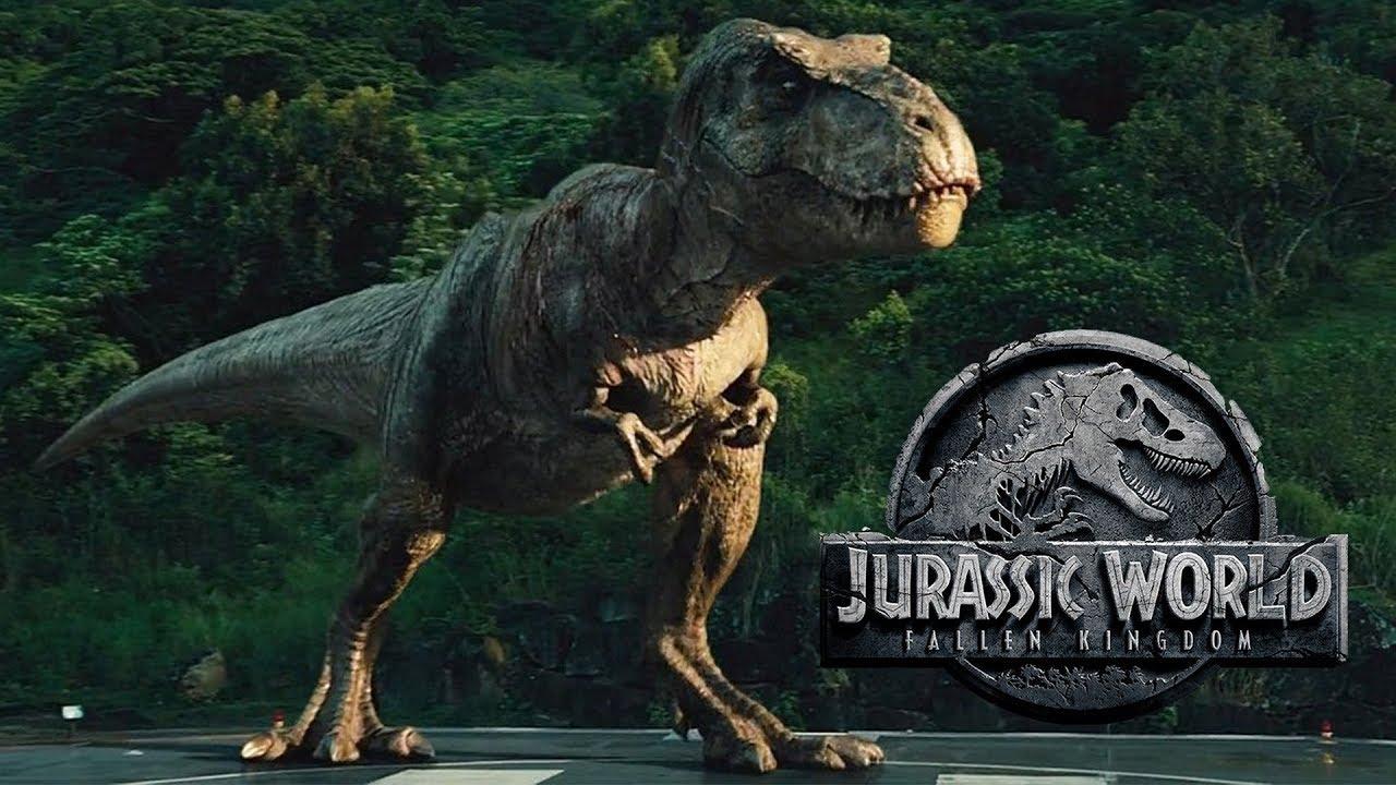 Jurassic World Fallen Kingdom01