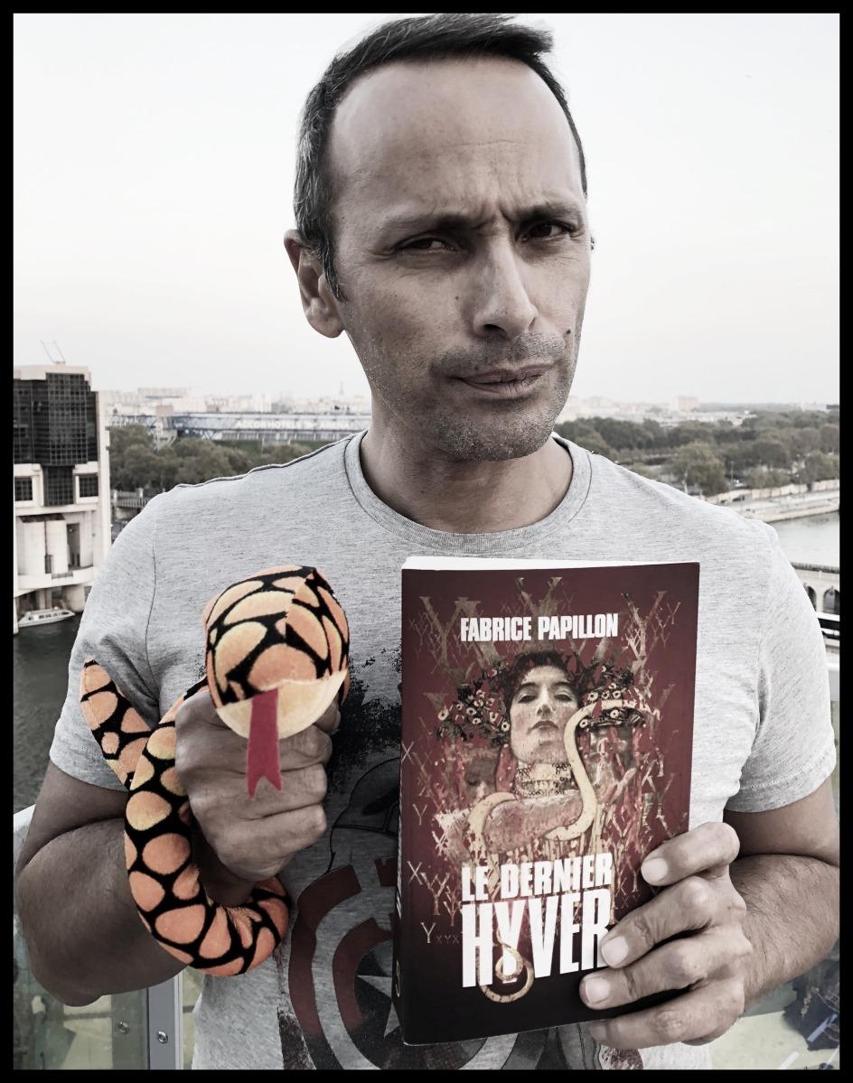 «Le Dernier Hyver» de Fabrice Papillon - La chronique qui ne fait pas le Printemps !