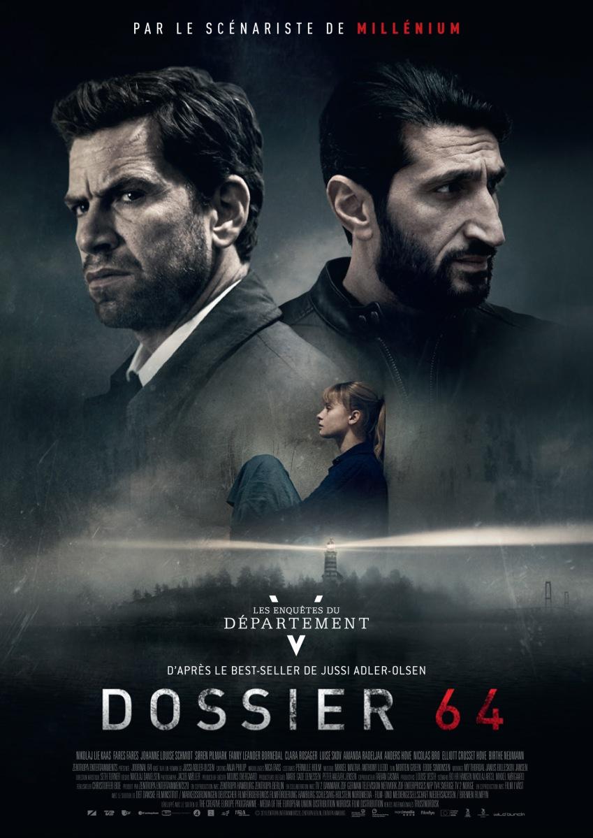 «Dossier 64 – Les Enquêtes du Département V» de Christoffer Boe - La chronique qui range verticalement les dossiers !
